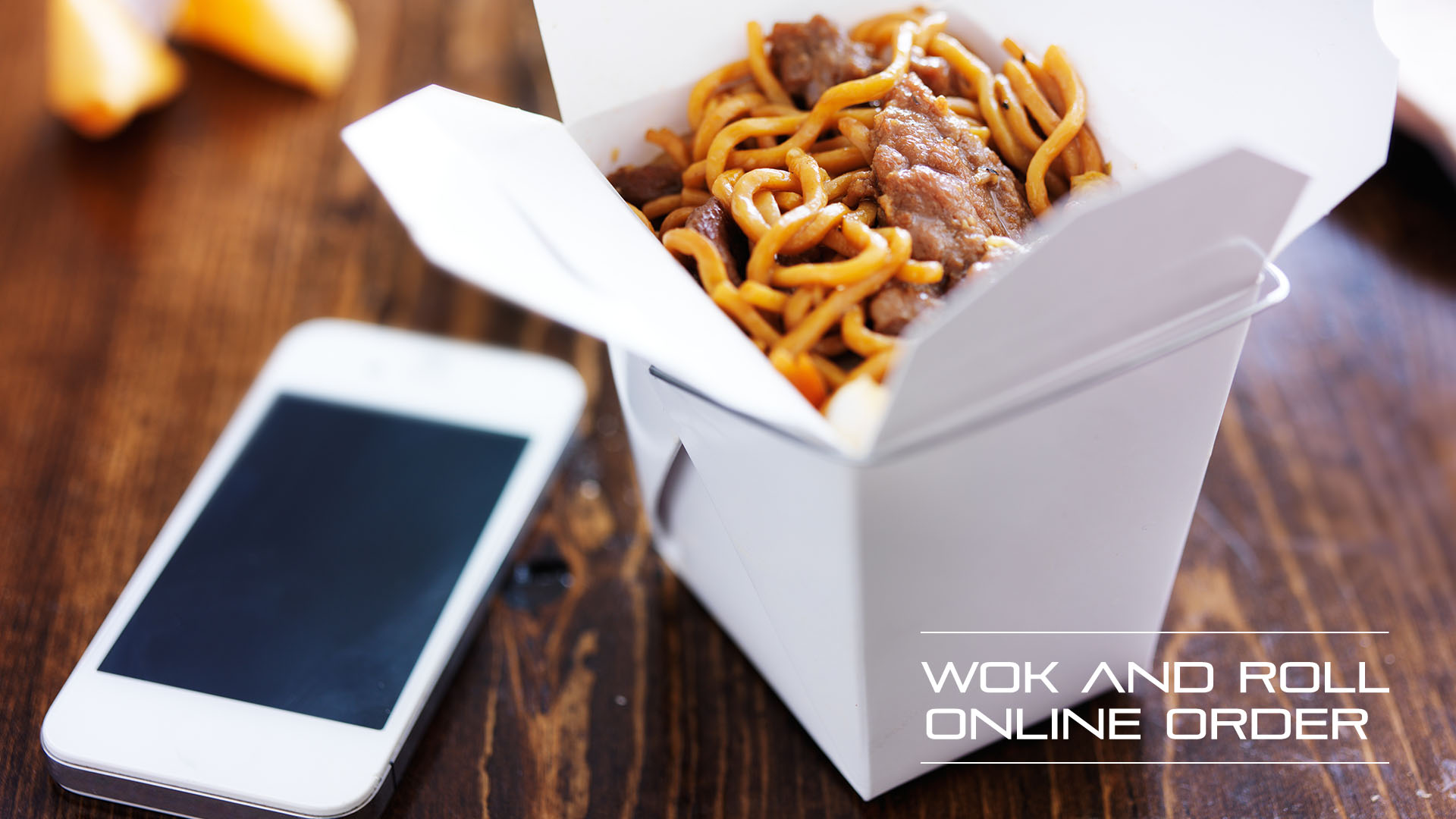 Online Order, Our delivery service is FREE when you order online.